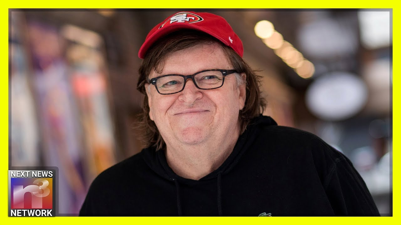 LOOK How MSNBC Just Set Up Michael Moore to Frighten Viewers