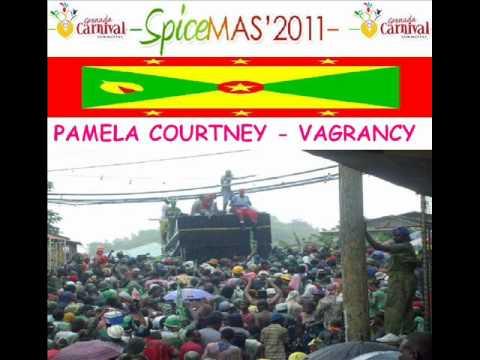 PAMELA COURTNEY - VAGRANCY - (((CALYPSO MONARCH QUEEN))) - GRENADA CALYPSO 2011