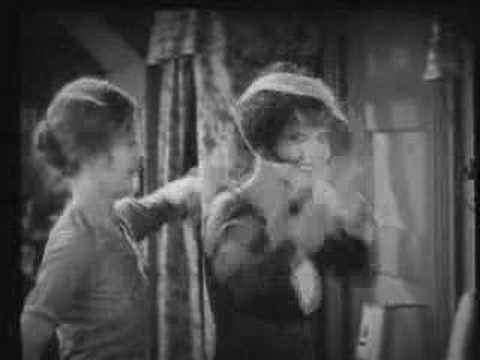 Clara Bow Dresses for Dinner