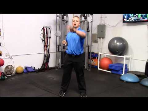 Exercises to Help Eliminate Loss of Posture in Your Golf Swing