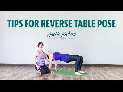 Reverse Table | Pose Tutorial