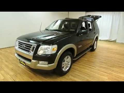 2008 Ford Explorer Eddie Bauer LEATHER 4X4 #Carvision