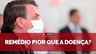 Pandemia de coronavírus - Remédio pior que a doença?