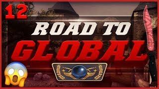 BOWIE KNIFE SLAUGHTER + GÆST - ROAD TO GLOBAL ELITE #12 - CS:GO