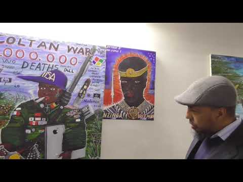 L'EXPOSITION BEDEN VISION ASBL REVIVIFIE L'HISTOIRE DU CONGO BELGE A CONGO KINSHASA A BRUXELLES
