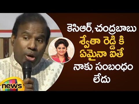 KA Paul Requests Chandrababu Naidu To Protect Journalist Swetha Reddy From His Fans | Mango News