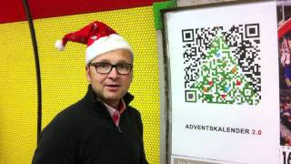 QR Code - Adventskalender 2.0.