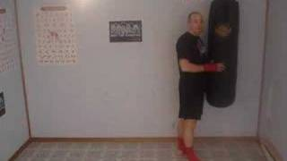 Muay Thai Flying Jump Scissor Knee How To Guide