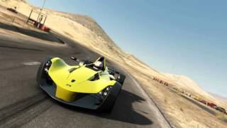Project CARS - BAC Mono - Willow Springs Horse Thief Mile