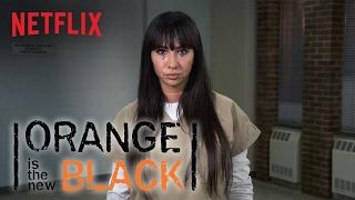 Flaca does Frank Underwood | Orange is the New Black [HD] | Netflix
