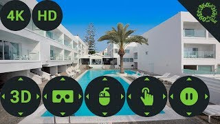 3D Liquid Hotel Apartments. Cyprus, Ayia Napa - Project 360Q