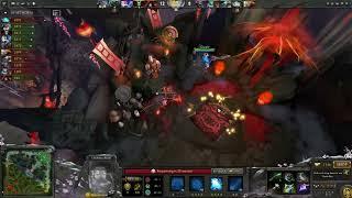 illidan Storm Spirit 1 vs 5  Super! Carry Team
