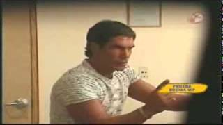 Broma Vip 'hazme reir' - Armando Araiza (roxana, galilea y juan)