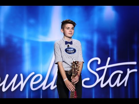 Marine: Goodbye my lover / La valse - Auditions - NOUVELLE STAR 2015