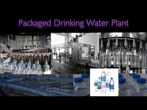 Packaged Drinking Water Plant, Mineral Water Plant, Drinking Water Plant, Water Bottle Plant