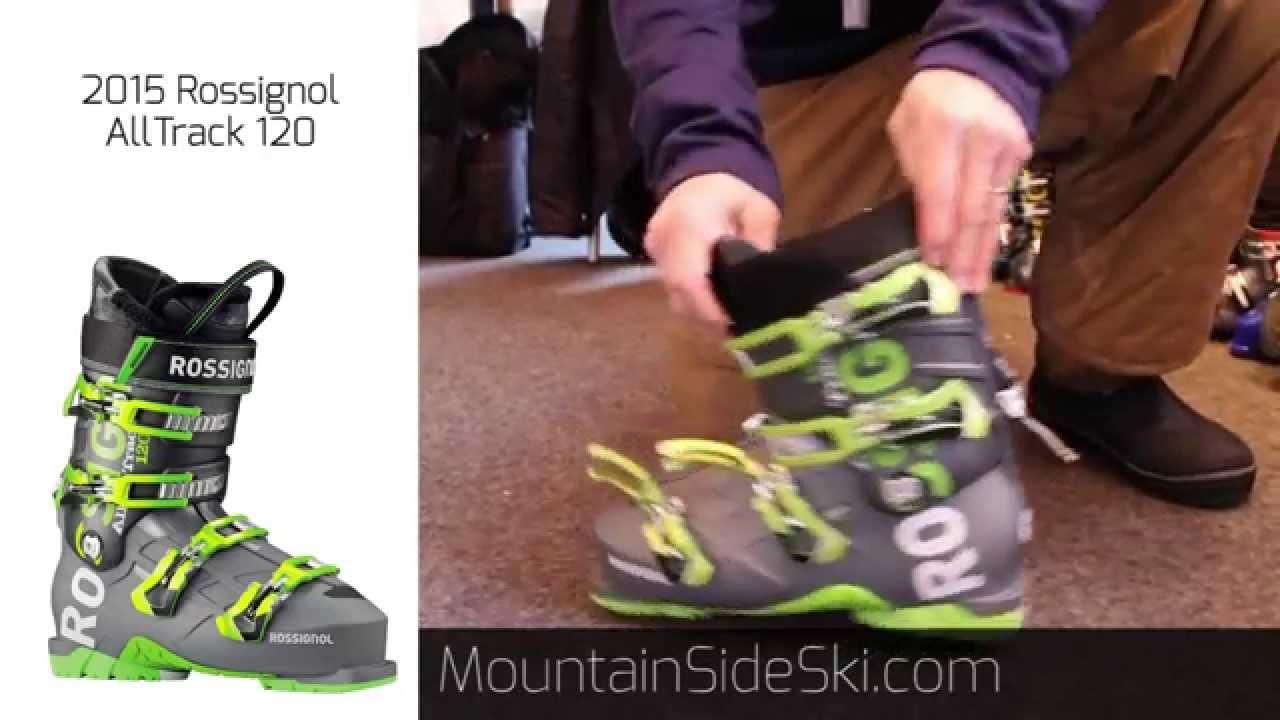 meilleur authentique 100% authentifié nouvelles photos Rossignol Alltrack 120 mens alpine ski boot