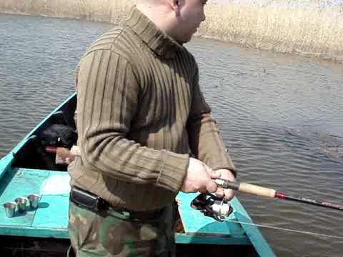 Рыбалка на раскатах.
