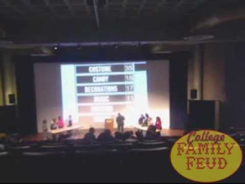 College Family Feud -- University of Michigan-Flint Complete Show (Nov. 1, 2011)