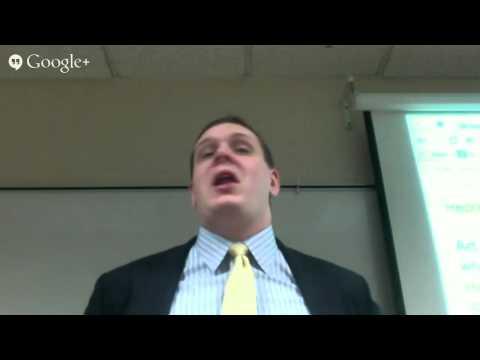 ConLaw Class 4 - The Legislative Powers