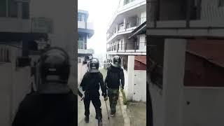 Shillong curfew