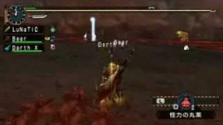 MHP2 キリンが一撃で沈む動画 thumbnail