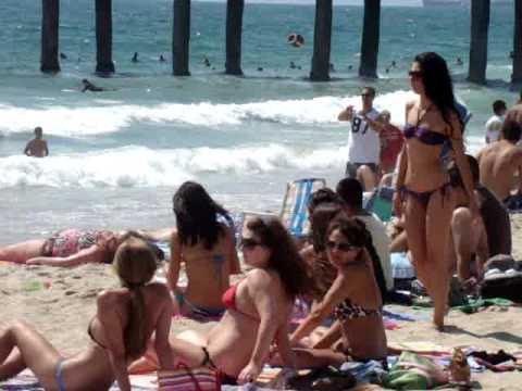 Manhattan Beach California - A Look Around Manhattan Beach