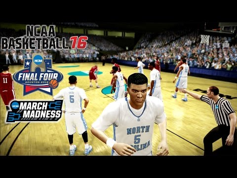 NCAA Basketball 16 | OU Sooners vs UNC Tarheels | 2016 CHAMPIONSHIP GAME!