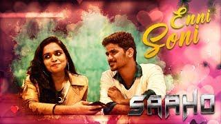 Saaho: Enni Soni Song | Prabhas, Shraddha Kapoor | Guru Randhawa, Tulsi Kumar | Sky Creations
