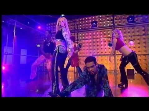 Britney Spears - Overprotected (Live at VIVA Interaktiv) HD