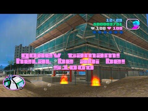 Gta Vice City Helikopter Görevi Geçme Hilesi + Download