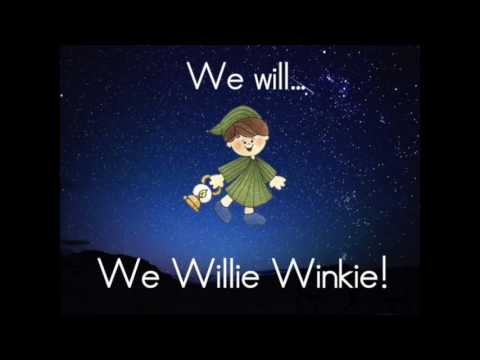Wee Willie Winkie Lyrics
