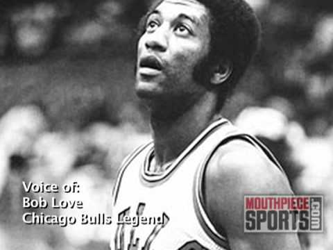Bob Love on the death of former Chicago Bull Norm Van Lier