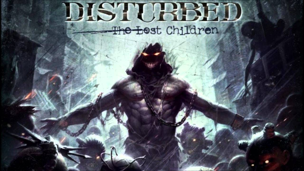Disturbed the lost children wallpaper