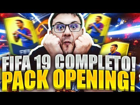 FIFA 19 PACK OPENING + DIVISION RIVALS #ROADTO1ICONA
