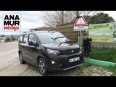 Peugeot Rifter 2019 Baba Oğul Test / Bursa Leylek Köyü