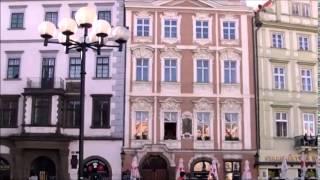 Аудиогид по Старому Городу I, Прага, Чехия