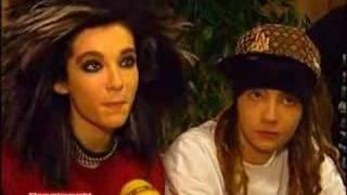 """.Tokio Hotel. [music by """"Bosse- Die Irritierten""""]"""