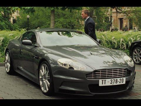 2007 Aston Martin Dbs Casino Royale Youtube