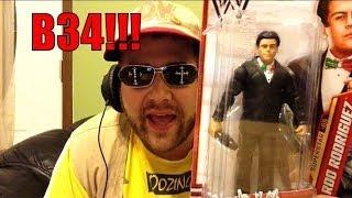 supreme unboxing wwe mattel series 34 wrestling figures john cena the miz sincara rey mysterio