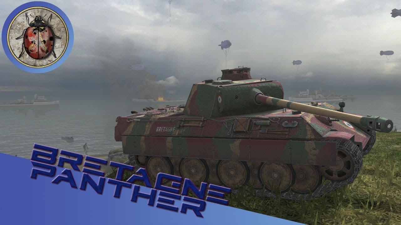 World of Tanks Blitz - Bretagne Panther