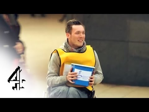 I'm Spazticus | Money for a Disabled Person | Channel 4