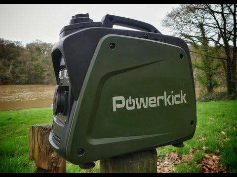Groupe électrogène Powerkick 800 outdoor