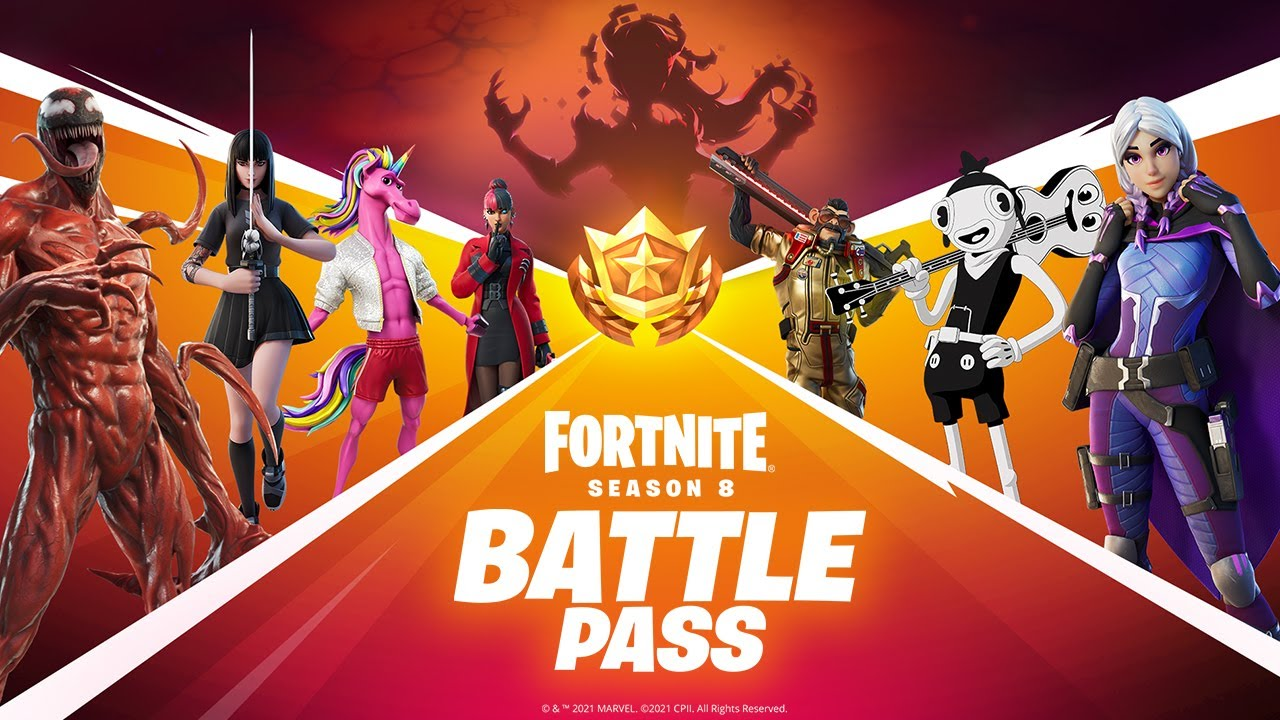 Battle Pass Season 8