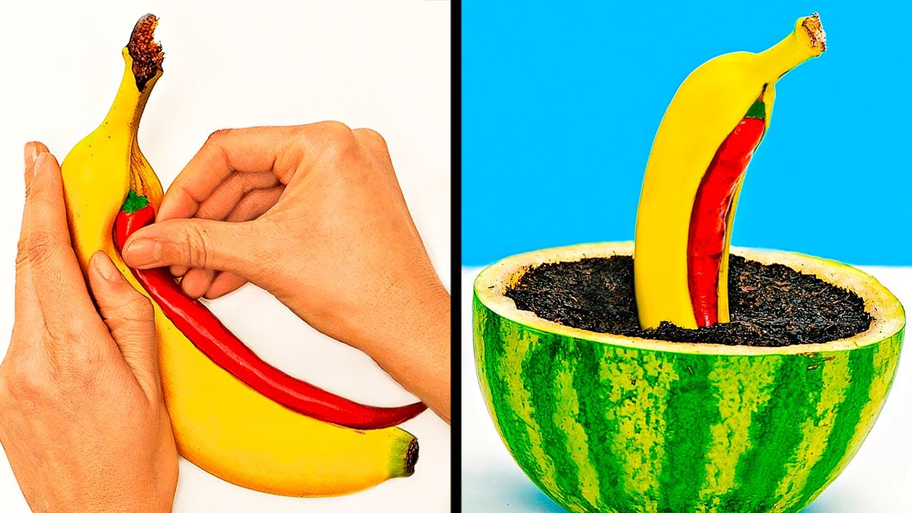 31 UNBELIEVABLE PLANT LIFE HACKS YOU SHOULD TRY