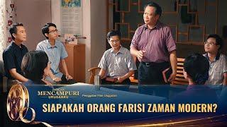 Film Rohani Terbaru - Klip Film(4)Orang-orang Farisi Yang Memaku Tuhan Di kayu Salib Telah Kembali!
