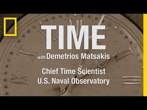 """Maybe Time Doesn't Even Exist"" 