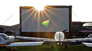 On location with AIRSCREEN - Episode 2: Fly-in cinema in The Netherlands