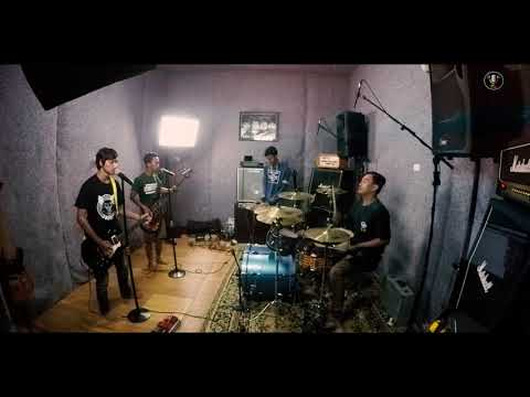 Pee Wee Gaskins - Kertas Dan Pena Live Cover By Sledding Tackle