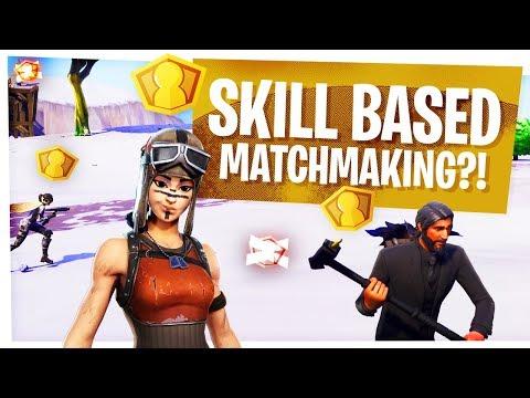 fortnite matchmaking same level