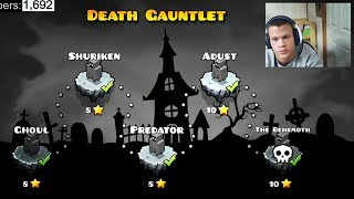 """Death Gauntlet"" Complete (On Stream) All Coins 